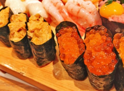 旅するゲンナイさんが食べたお寿司
